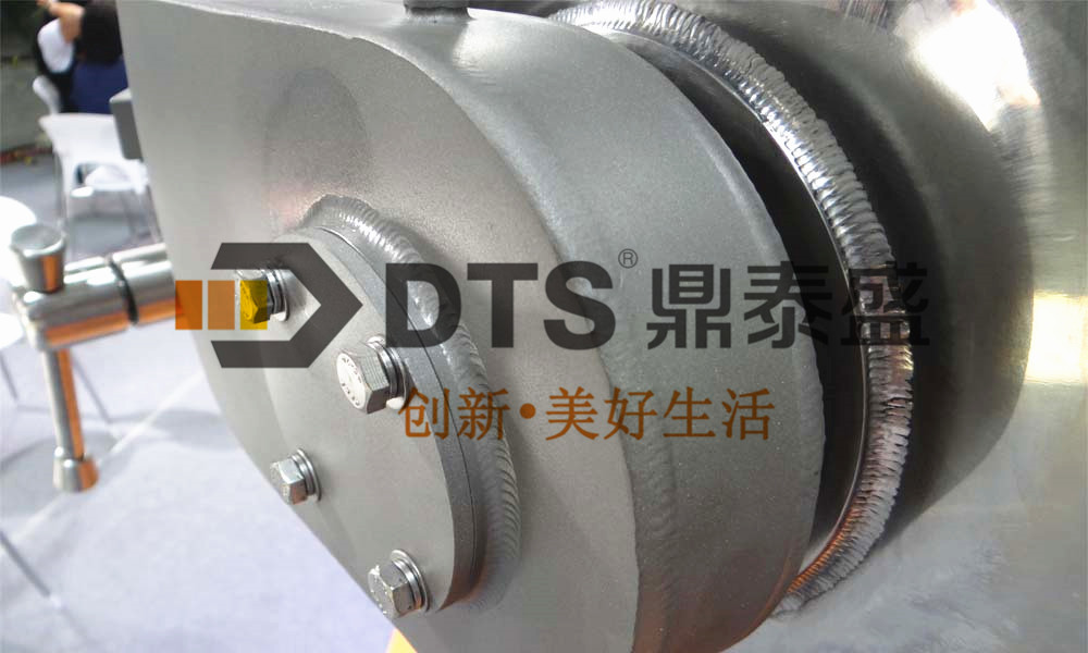 封头轴承座焊缝处理